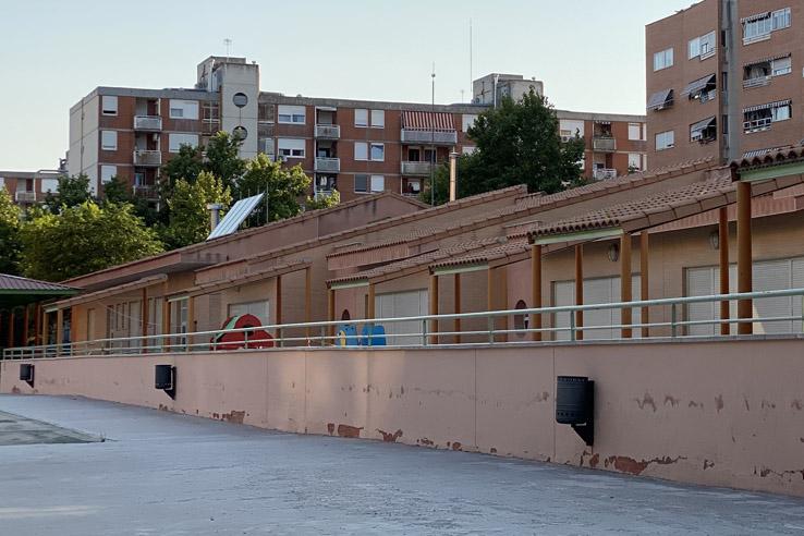 Edificio Infantil - A.M.P.A. CEIP Clara Campoamor