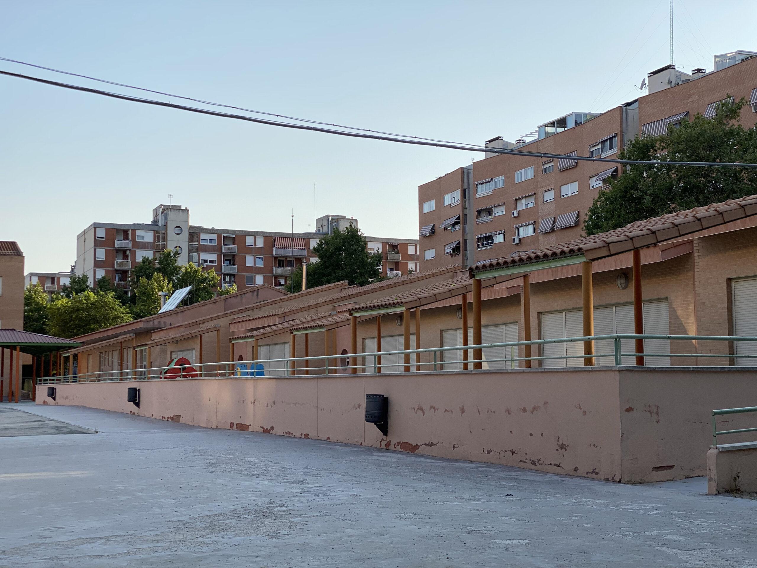 Edificio de Infantil - A.M.P.A. CEIP Clara Campoamor